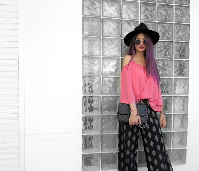 bohemian outfits off shoulder