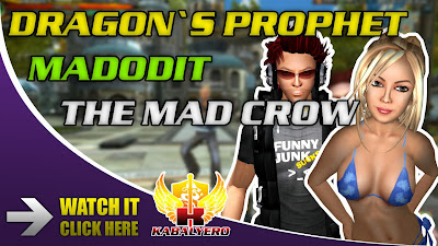 Dragon's Prophet Mandodit The Mad Crow