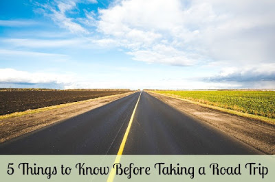 5 Things to Know Before Taking a Road Trip