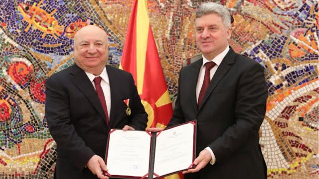 «Ο Κεμάλ είναι Μακεδόνας, γεννήθηκε στη Θεσσαλονίκη» - Προκαλούν οι Σκοπιανοί