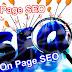Perbedaan dan Pengertian SEO On-Page dan Off-Page