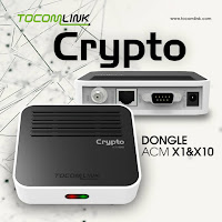 TOCOMLINK DONGLE CRYPTO X1 PRIMEIRA ATUALIZAÇÃO V1.003 - 24/02/17