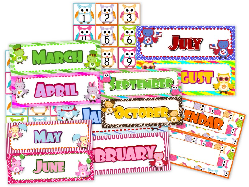 Cute Owl Wallpaper Border Owl Bookmark Freebie Amp Classroom Pack Flapjack
