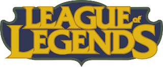 Download vetor logo League of Legends gratis para Illustrator