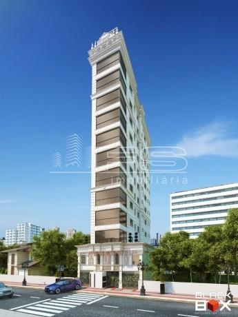 ref  V1717 - Marine Palace Residence - Apartamento 3 suítes - Quadra do Mar - Meia Praia - Itapema/SC