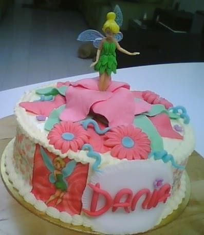 Birthday Cake For Dania