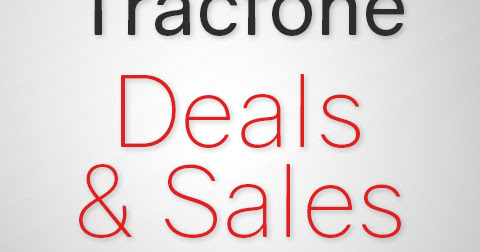 Tracfone Deals and Sales - July 2018