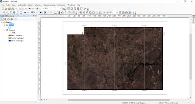 Landsat Area of Interest