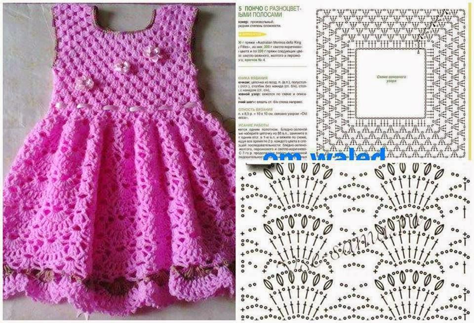Lujo Patrones Diagrama De Crochet Libre Adorno - Manta de Tejer ...