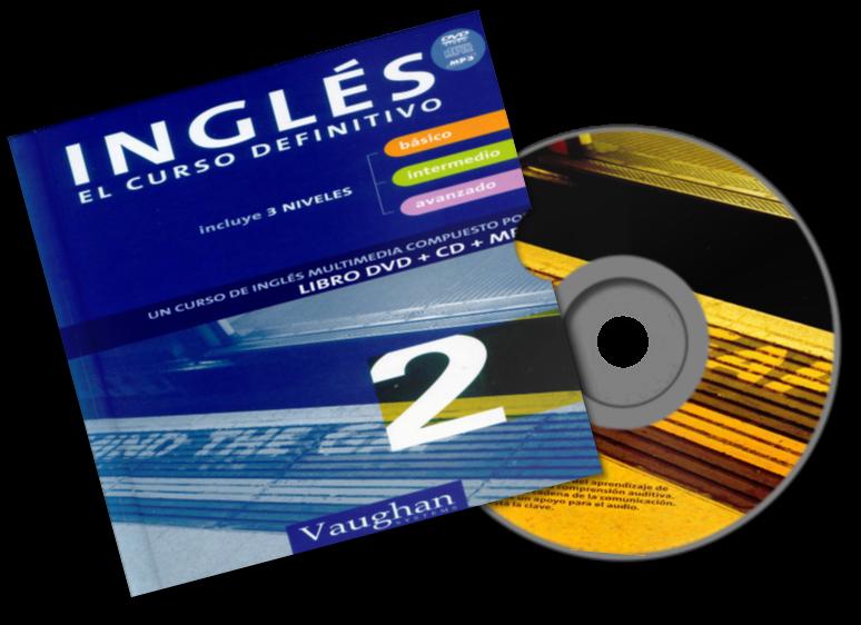 El curso de inglés definitivo 2 – Vaughan [Libro + DVD