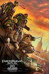 As Tartarugas Ninja 2: Fora das Sombras -Dublado