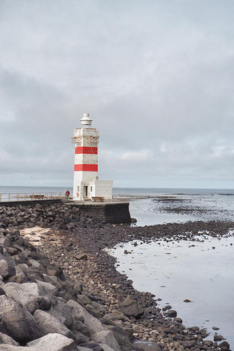 Voyage en Islande - phare de Garður