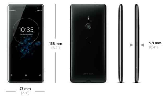 Sony Xperia XZ3 Resmi Hadir, Spesifikasi Premium Ini Harganya
