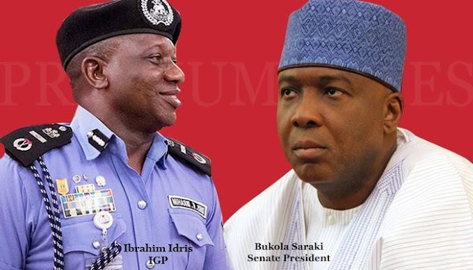 IGP Idris gets Buhari's nod to arrest Saraki over murders in Kwara