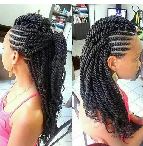 9ja Braids 15 Amazing Black Braided Hairstyles For Every Woman
