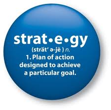 #Strategy the #plan of action designed to achieve a business goal
