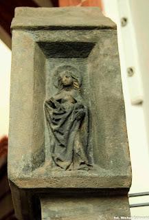 Św. Katarzyna, kapliczka Dompniga w kościele pw. św. Marii Magdaleny we Wrocławiu