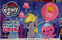 My Little Pony Series 4 Cutie Mark Crew Derpy/Muffin