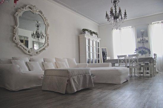 salotto total white