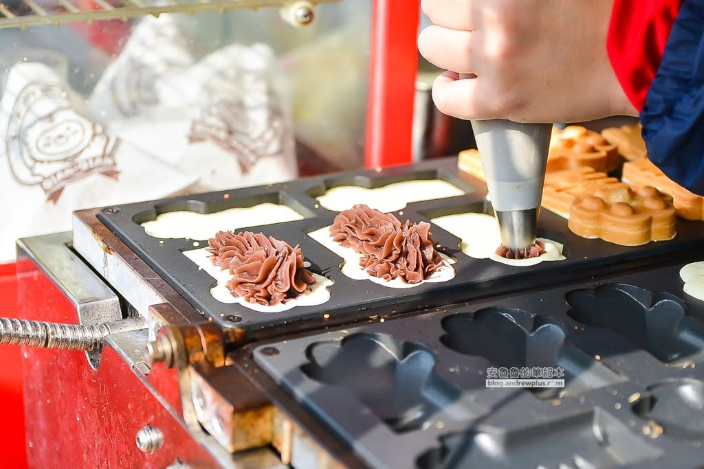 內湖美食,千千的虎掌燒,超可愛紅豆餅,西湖國小紅豆餅,西湖國小虎掌燒