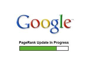 Google cap nhat PR thang 8