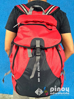 Aqua Quest Waterproof Backpack Review