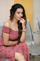 Diksha Panth in a Deep neck Short dress at Maya Mall pre release function ~ Celebrities Exclusive Galleries 022.JPG