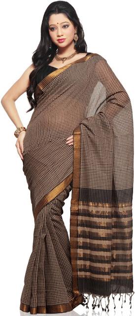 south-indian-actress-as-bhabhi-in-beautiful-sari