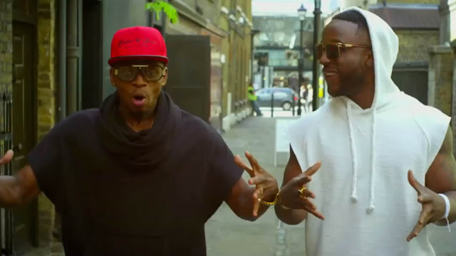 Diamond Platnumz Ft Iyanya - Bum Bum Video