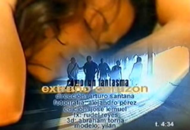 Extraño Corazón - ¨Como un fantasma¨ - Videoclip - Dirección: Santana. Portal Del Vídeo Clip Cubano