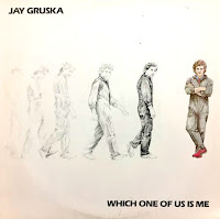 Jay Gruska [Which one of us is me - 1984] aor melodic rock music blogspot full albums bands lyrics