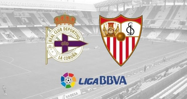 Deportivo La Coruna vs Sevilla  Full Match And Highlights