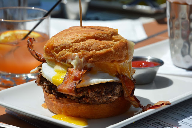 Plan b - Breakfast Burger
