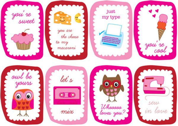 Gadget Info For You Free Printable Valentines Day Cards For Kids
