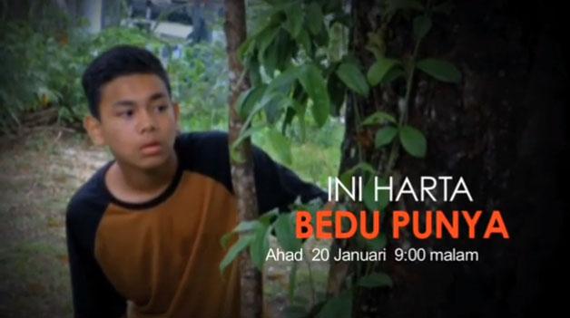 Drama Ini Harta Bedu Punya TV3