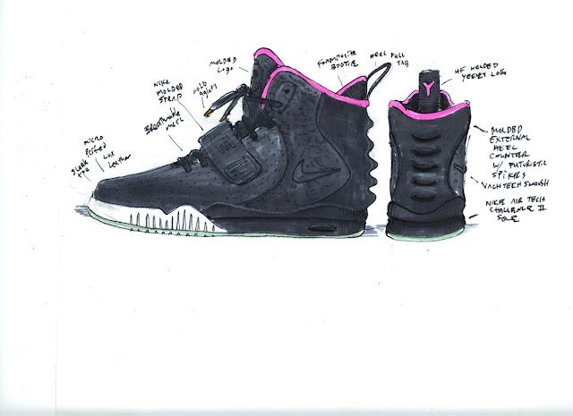 3592697f51c Schuntel Alexis  ROCK IT OR KNOCK IT  Nike Air Yeezy II by Kanye West