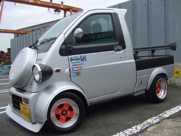 Sports Carz Centre Daihatsu Midget Ii