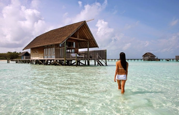 4. Cocoa Island, Maldives - 29 Most Exciting Beaches to Visit