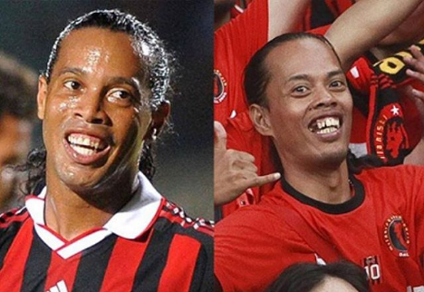 Ronaldikin atau Sodikin adalah warga Kampung Langonsari Biografi Ronaldikin ( Sodikin ) - Ronaldinho Indonesia
