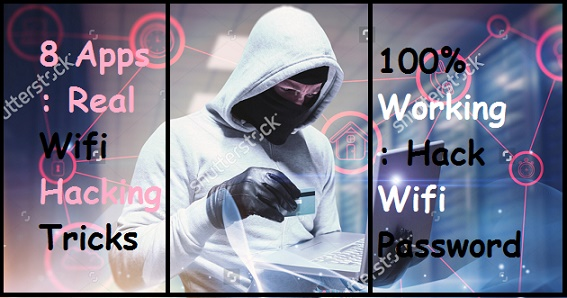 100% Hack : Wifi Password Kaise Pata (Hack) Kare - Wifi Password Todne Ka Ya Maloom Karne Ka Tarika (8 Android Softwares)