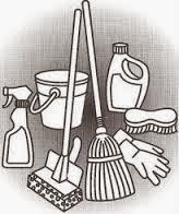 Martias Db21 Mewarnai Gambar Alat Kebersihan