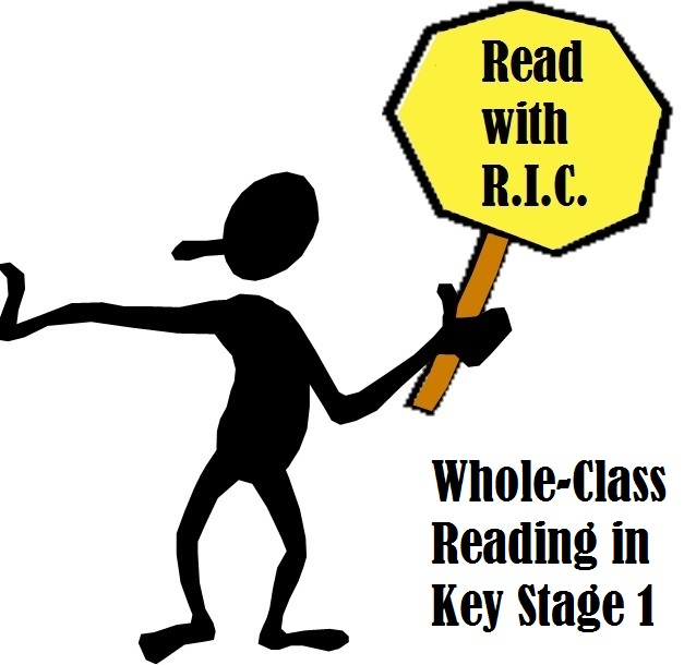 Mrs P Teach: Whole-Class Reading and RIC in KS1