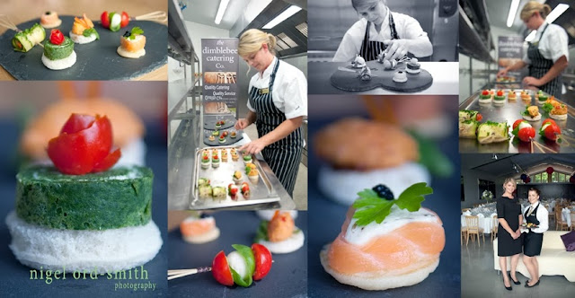The Dimblebee Catering Company Ltd - High Quality Catering for Events, Weddings, Corporate and Private Parties.
