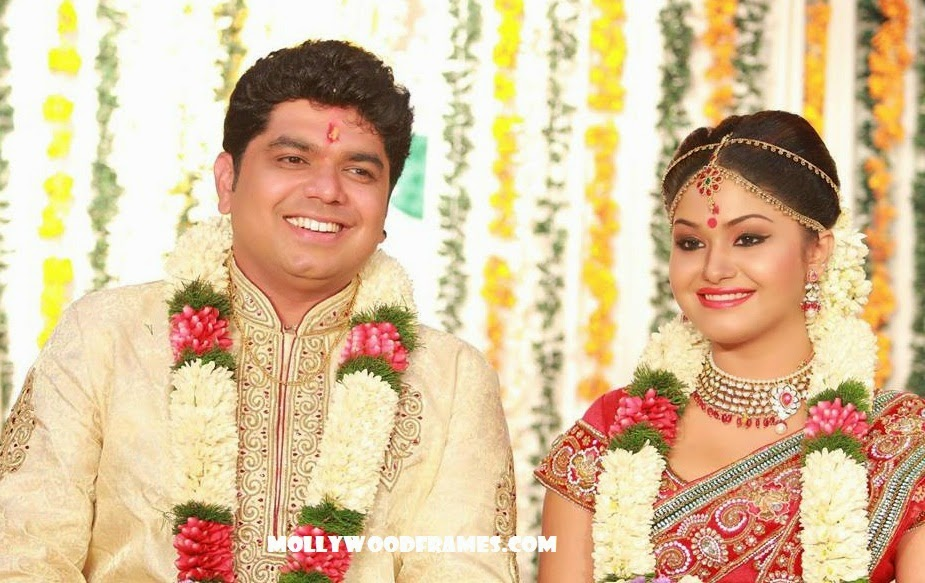 Actress Shritha Sivadas got married