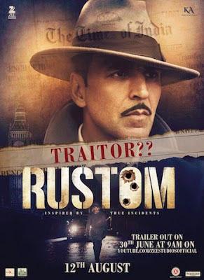 [หนังใหม่ซับแปล] RUSTOM (2016) 3 นัดปลิดชีพ พลิกคดีสะท้านเมือง[1080P] [SOUNDTRACK บรรยายไทย]