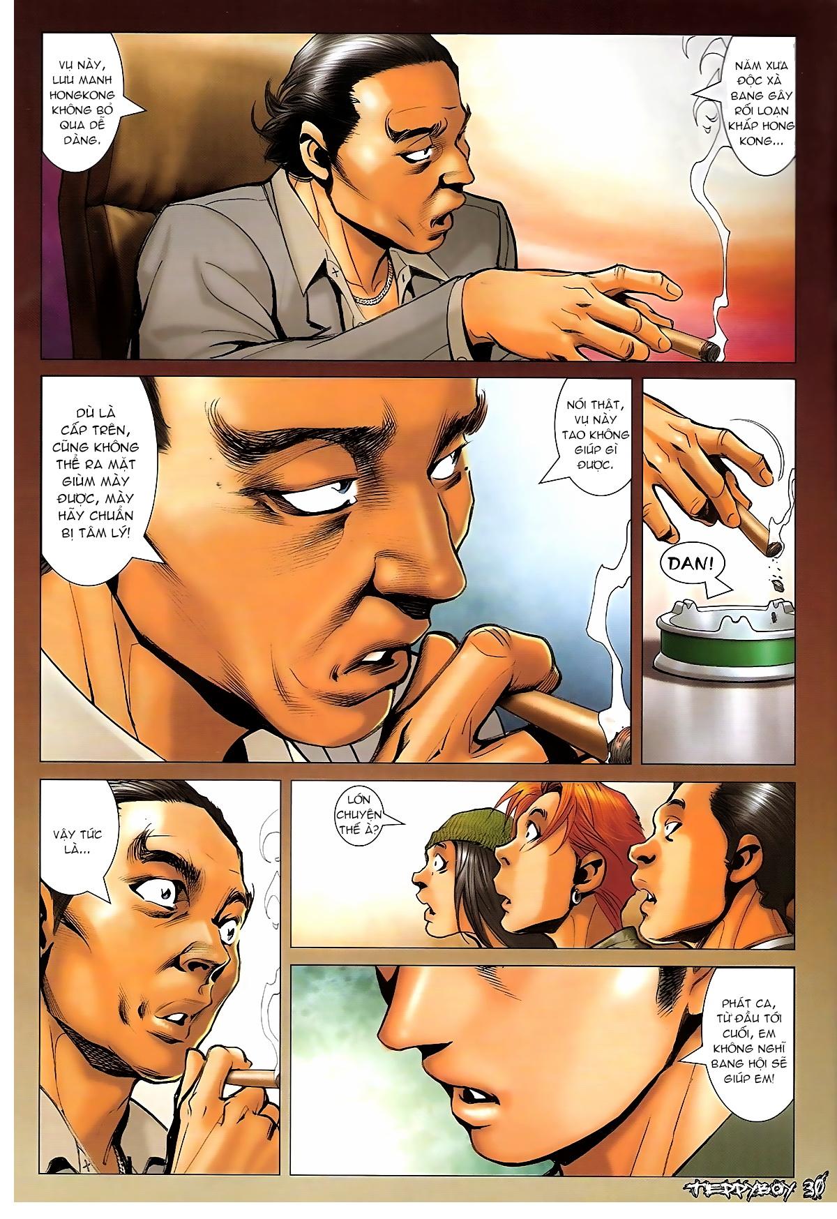 Người Trong Giang Hồ - Chapter 1318: Một mình gánh chịu - Pic 27
