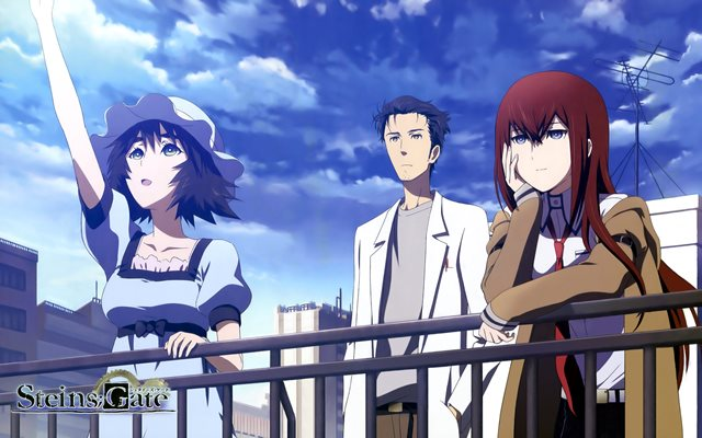 Steins Gate adalah anime sci-fi paling melegenda