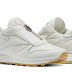 Reebok Adds a Zipper to the Reebok Classic