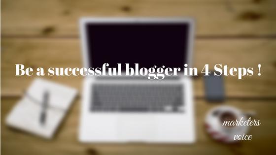 كن مدون ناجح , مدون ناجح