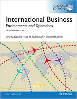 International business book image